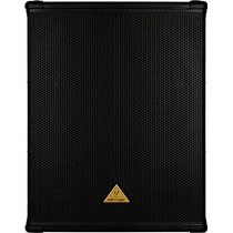 Behringer B1800x Pro Subwoofer Pasivo 1800 Watts, 18 Pulg.