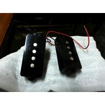 Pastillas P/guitarra Electrica Y Bajo Maxtone, Au1