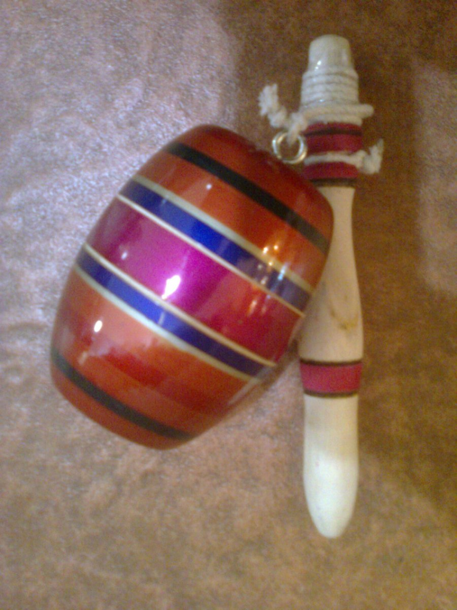 juguete mexicano: