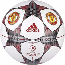 Balon De Futbol 15f Mancherster Mini No.1 Adidas Ac2396