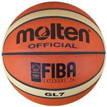 Balón Basquetbol Gl7 Molten Profesional Maa