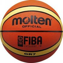 Balón Basquetbol Bgr7 Molten Maa