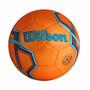 Balón De Fútbol Soccer Silver Naranja #5