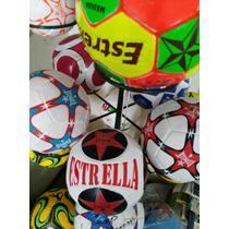Balones De Futbol (estrella,garcis,cruzeiro,manrriquez Etc.)