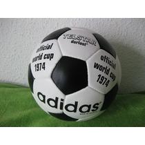 Balón Oficial Mundial De Alemania 1974. Telstar 1974
