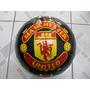 Balon Original Dl Manchester Con Firmas Y Rostros Chicharito