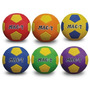 Mac-t Pe08701 Soft Tek Soccer Ball, Size 4 (pack Of 6)