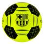 Fc Barcelona - Fluo Amarillo - Tamaño 5 Bola Oficial