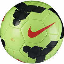 Tb Pelota De Futbol Nike Green/black Pitch Soccer Ball