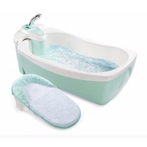 Bañera Tina Hidromasaje Spa Baño Summer Infant Bebé Lujo Sp0