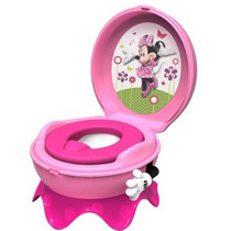 Bañito Entrenador 3-1 Minnie Mouse