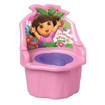 Bañito Potty 3 En 1 De Dora La Exploradora