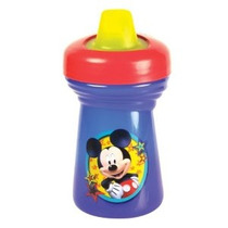 Disney Soft Boquilla Sippy Copa Mickey Mouse