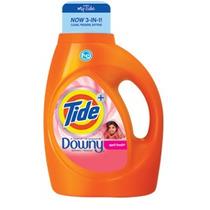 Tide Plus Downy Detergente Para Ropa 92 Oz