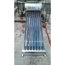 Calentador Solar Geosol/garantia 8 Años.100 Lts.2-3 Personas