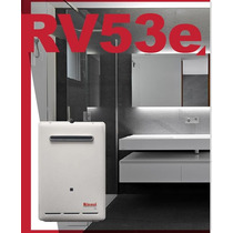 Calentador De Agua Tipo Instantáneo Rinnai Rv53e Residencial