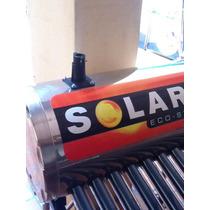 Calentador Solaris, Se Paga Solo Ya Que Ahorra 80% Del Gas