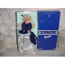 Barbie Winter Velvet (exclusiva De Avon)