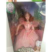 Glinda Mago De Oz Barbie Collector Pink Label 30cm