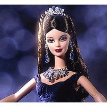 Barbie Collector Queen Of Sapphires Reina De Saphiros 2000
