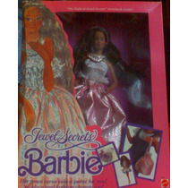 Barbie Jewel Secrets Del Ano 1980s