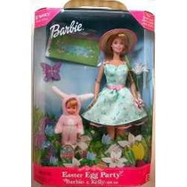 Barbie Y Kelly Set De Pascua Edicion Especial