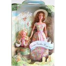 Barbie Y Kelly Set De Primavera Edicion Especial