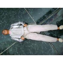 Ken 1968 De Barbie, Muñeco Fabricado En México Por Mattel