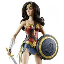 Barbie Wonder Woman Edicion Especial Black Label De Coleccio