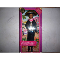 Barbie Mariachi Dolls Of The World Mexico Nueva