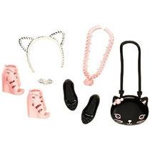 Barbie Accesorios De Moda Pack 3
