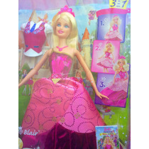 Barbie Blair De Escuela De Princesas