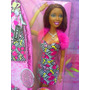 Barbie Fashionista Afroamericana De Lujo Modelo 6
