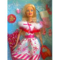 Barbie Felices Fiestas Con Ropa Y Accesorios