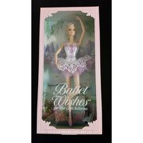 Barbie Ballet Wishes 2015 Nueva Sellada Original Mattel