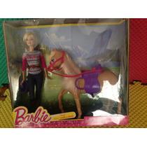 Barbie Con Caballo Tawny , Barbie Y Su Caballo