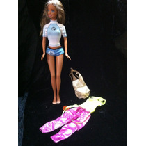 Barbie Morena Playa