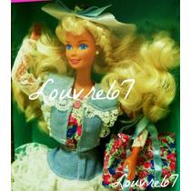 Barbie Ames Denim & Lace Edicion Limitada Para Tu Coleccion