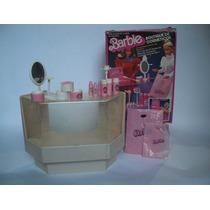Barbie Aurimat Muebles Vintage 80s Boutique De Cosméticos
