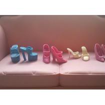 Zapatos, Botas, Zapatillas, Barbies, My Scene, Top Model.