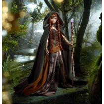 Barbie Faraway Forest Elf Nueva En Su Caja Etiqueta Dorada