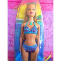 Barbie De Serie Playa 2