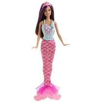 Barbie Cuento De Hadas Mágica Sirena Teresa Doll