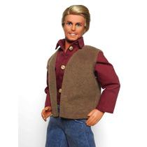 Ken Barba Magica Barbie Collector Vintage Mattel Style Model