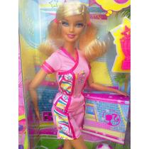 Barbie Futbolista