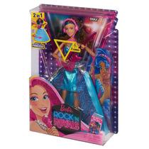 Barbie En El Campamento Del Pop Erika Mattel