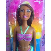 Barbie Afroamericana De Playa
