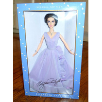 Barbie Elizabeth Taylor White Diamonds Nueva Marca Mattel