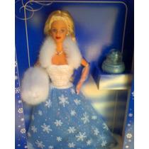 Barbie Snow Sensations Con Todo Y Su Bolita De Nieve