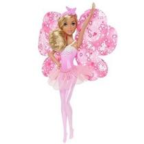 Barbie Cuento De Hadas Mágico De Hadas Rubio Doll